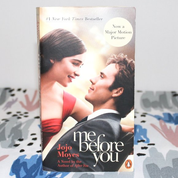 Book: Me Before You by Jojo Moyes